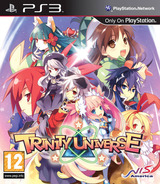 Trinity Universe PS3 cover (BLES00971)