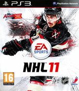 NHL 11 PS3 cover (BLES00984)