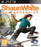 Shaun White Skateboarding PS3 cover (BLES01003)
