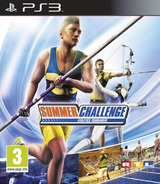 Summer Challenge: Athletics Tournament PS3 cover (BLES01011)