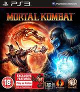 Mortal Kombat PS3 cover (BLES01132)
