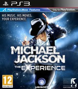 Michael Jackson: The Experience PS3 cover (BLES01135)