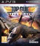 Top Gun: Hard Lock PS3 cover (BLES01237)