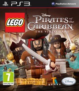 Pirates of the Caribbean: The Video Game PS3 cover (BLES01239)
