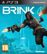 Brink PS3 cover (BLES01304)