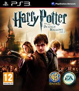 Harry Potter and the Deathly Hallows - Part 2 PS3 cover (BLES01307)
