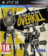 The House of the Dead: Overkill Extended Cut PS3 cover (BLES01326)