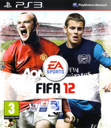 FIFA 12 PS3 cover (BLES01381)