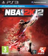 NBA 2K12 PS3 cover (BLES01418)