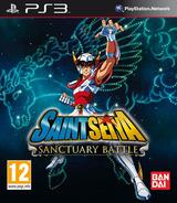 Saint Seiya: Sanctuary Battle PS3 cover (BLES01421)