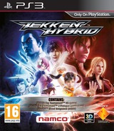 Tekken Hybrid PS3 cover (BLES01454)