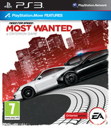 Need for Speed: Most Wanted PS3 cover (BLES01659)