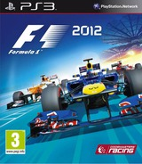 F1 2012 PS3 cover (BLES01664)