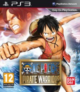 One Piece: Pirate Warriors PS3 cover (BLES01672)