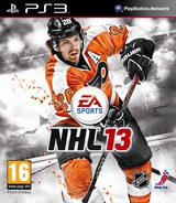 NHL 13 PS3 cover (BLES01691)