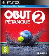 Obut Petanque 2 PS3 cover (BLES01696)