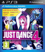 Just Dance 4 PS3 cover (BLES01722)