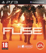 Fuse PS3 cover (BLES01724)