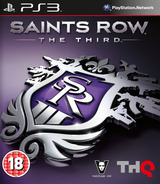 Saints Row : The Third PS3 cover (BLES01748)