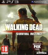 The Walking Dead: Survival Instinct PS3 cover (BLES01779)