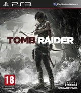 Tomb Raider PS3 cover (BLES01780)