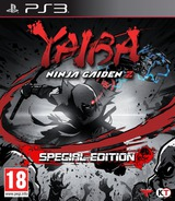Yaiba Ninja Gaiden Z - Special Edition PS3 cover (BLES01804)