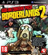 Borderlands 2: Addon Pack PS3 cover (BLES01813)