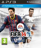 FIFA 14 PS3 cover (BLES01876)