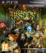 Dragon's Crown PS3 cover (BLES01950)
