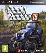 Farming Simulator 15 PS3 cover (BLES02108)