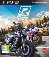 RIDE PS3 cover (BLES02133)