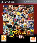 J-Stars Victory VS+ PS3 cover (BLES02136)