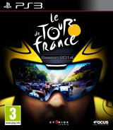 Le Tour De France - Season 2014 PS3 cover (BLES02173)