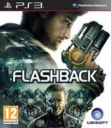 Flashback HD PS3 cover (NPEB01417)