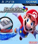 Snes9x: Super Nintendo Emulator Homebrew cover (SNES90000)