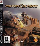 MotorStorm PS3 cover (BCES00006)