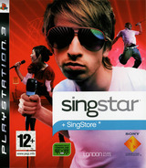 SingStar PS3 cover (BCES00032)