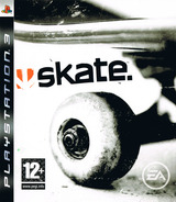 Skate PS3 cover (BLES00125)