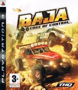 Baja: Edge of Control PS3 cover (BLES00359)