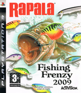 Rapala Fishing Frenzy 2009 PS3 cover (BLES00401)
