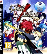 Cross Edge PS3 cover (BLES00650)