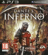 Dante's Inferno PS3 cover (BLES00713)