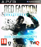 Red Faction Armageddon PS3 cover (BLES00991)