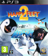 Happy Feet 2 PS3 cover (BLES01425)