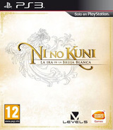Ni no Kuni: La Ira de la Bruja Blanca PS3 cover (BLES01555)