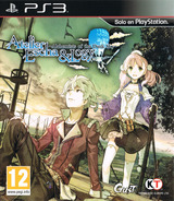 Atelier Escha and Logy: Alchemists of the Dusk Sky PS3 cover (BLES01992)