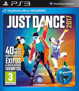 Just Dance 2017 PS3 cover (BLES02231)