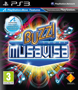 Buzz! Suuri musavisa PS3 cover (BCES00829)