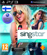 SingStar SuomiHitit PS3 cover (BCES00847)
