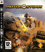 MotorStorm pochette PS3 (BCES00006)